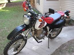1997 honda xr650l