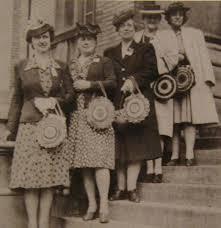 history of handbags