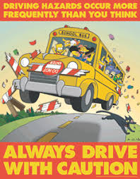 driving safety posters