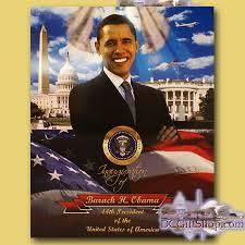 obama inauguration poster