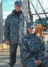 navy digital uniform