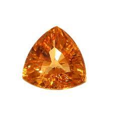 orange gemstones