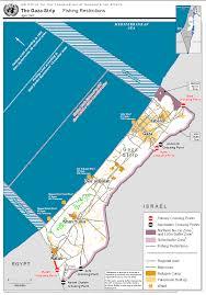 gaza city map