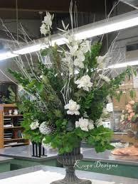 ceremony flower arrangements