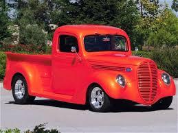 1938 ford trucks
