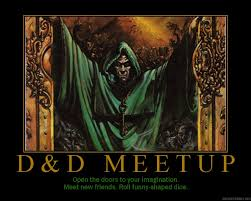 dungeons and dragons posters