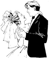 free wedding art