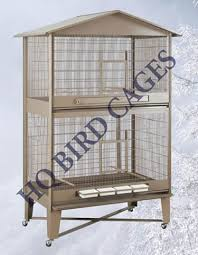 large bird aviary