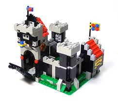 lego black knights castle