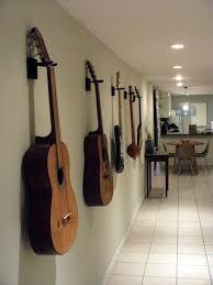 guitar wall display