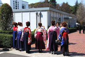 japanese graduation