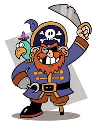 pirate cartoon pictures