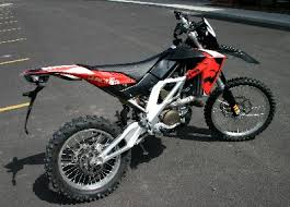 aprilia dirt bike