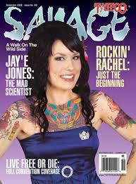 savage magazine tattoos