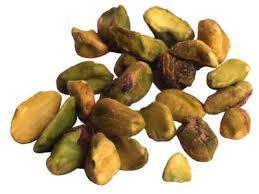 pistachio shelled