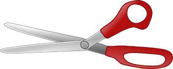 open scissor