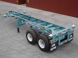 chassis container
