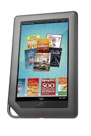 The $249 Nook Color,