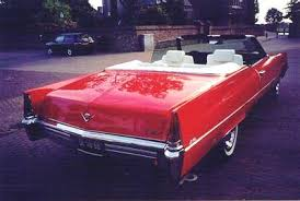 cadillac coupe deville convertible