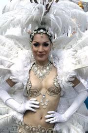 samba dancer costume