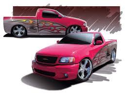 custom ford lightning