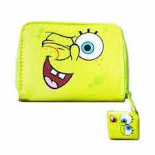 sponge bob purse