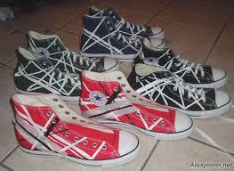 eddie van halen shoes