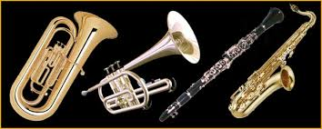 all band instruments