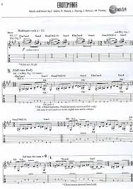 dream theater sheet music