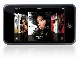 apple touch iphone