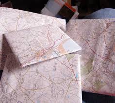 maps paper