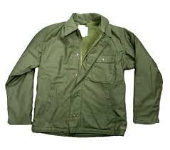 us navy deck jackets