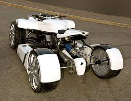 road quad bike