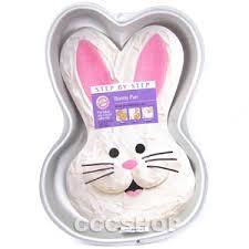 bunny cake decoration