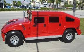 hummer features