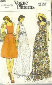 70s dress styles