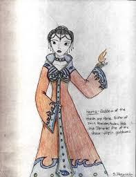 hestia greek goddess