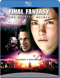 final fantasy blu ray