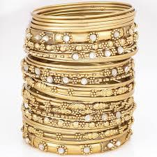 gold bangles sets