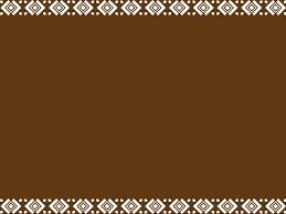 brown border