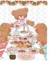 child tea party