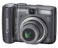 canon powershot a 590is