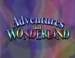 adventures in wonderland disney