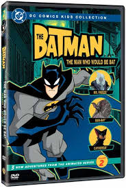 batman seasons