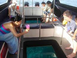 boat glass