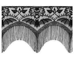 halloween lace