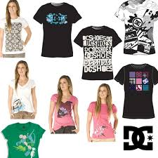 dc clothing and shoes