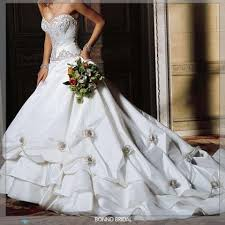 bridal gown pattern
