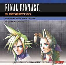 final fantasy cd