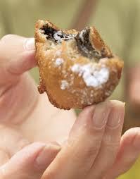 fried oreo cookies
